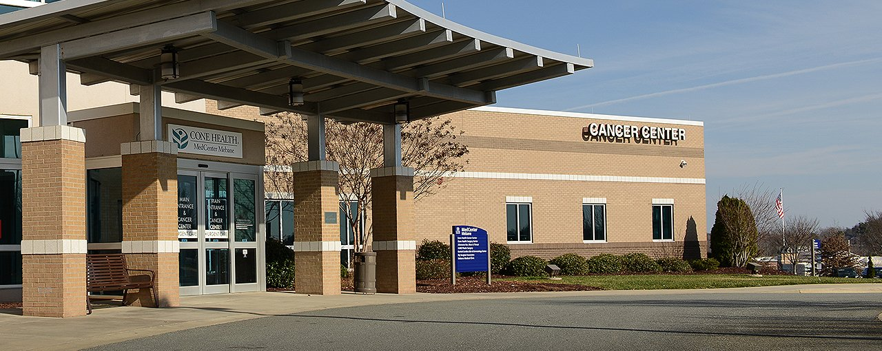 Cone Health Cancer Center at MedCenter Mebane