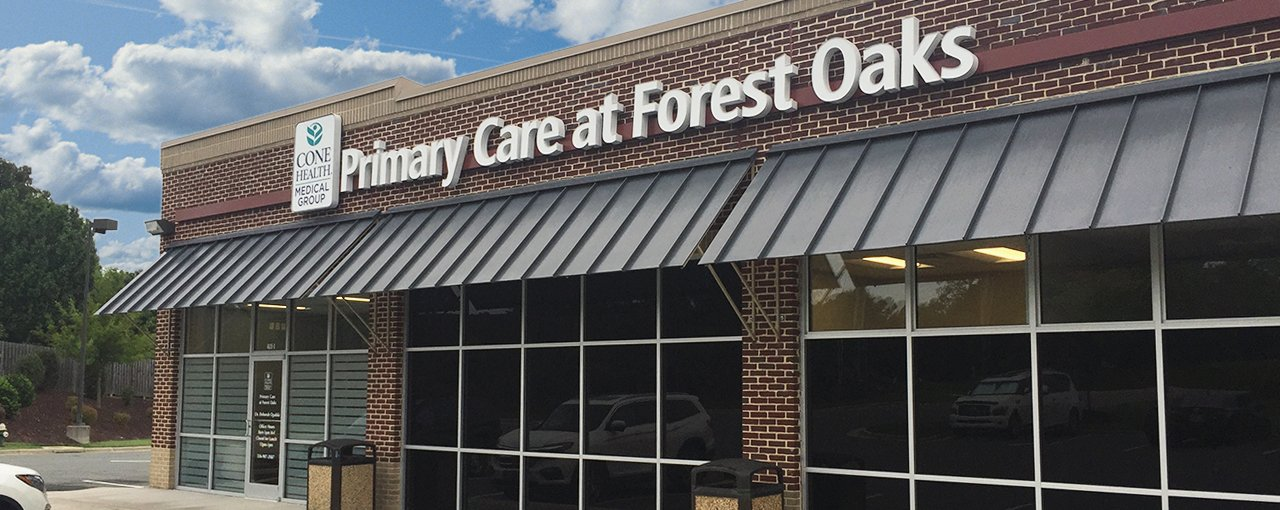 Primary Care at Forest Oaks