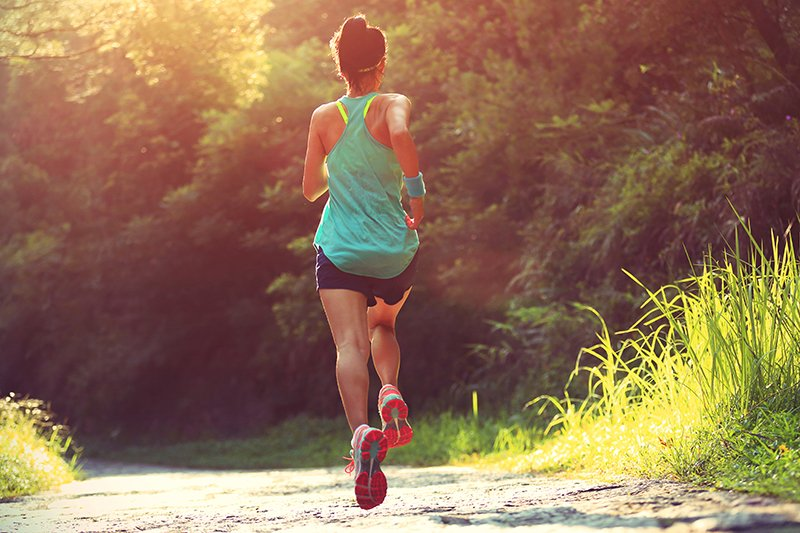 5 Mental Health Benefits of Running