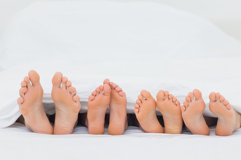 5 Tips for Healthier Happier Feet